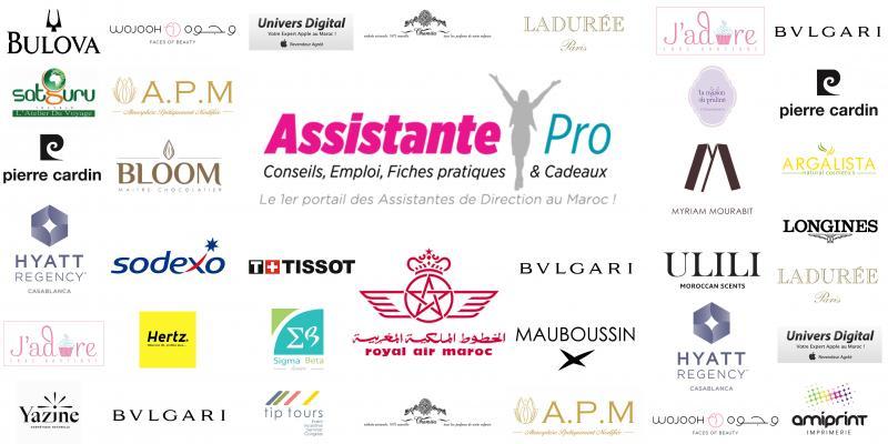 Partenaires Assistante Pro