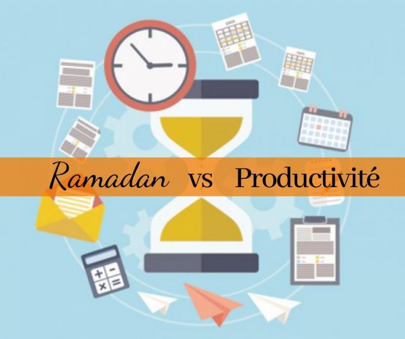 Productivité en baisse pendant Ramadan ? Voici 3 meilleurs conseils !