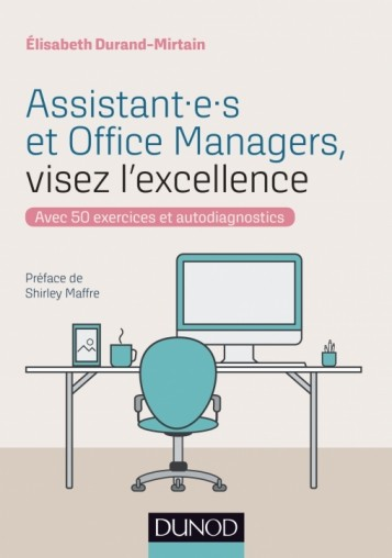 L'assistante de direction / Assistante commerciale / Office manager / Livre / Bouquin
