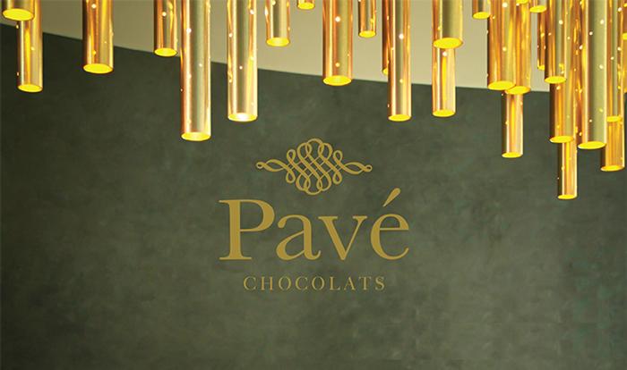 Pavé chocolats
